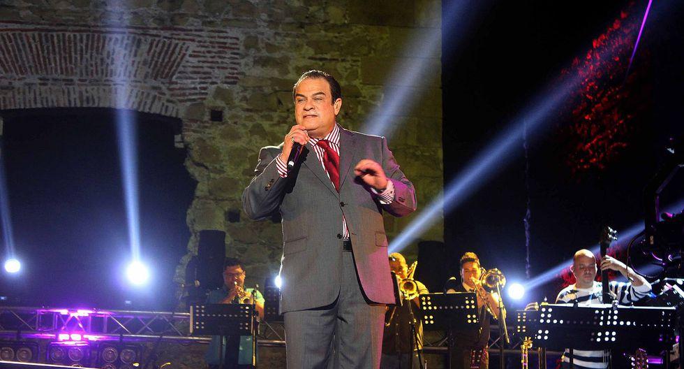 Salsero Tony Vega canceló conciertos tras parálisis facial