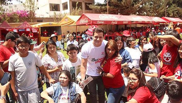 Teletón reunió a arequipeños en la Clínica San Juan de Dios