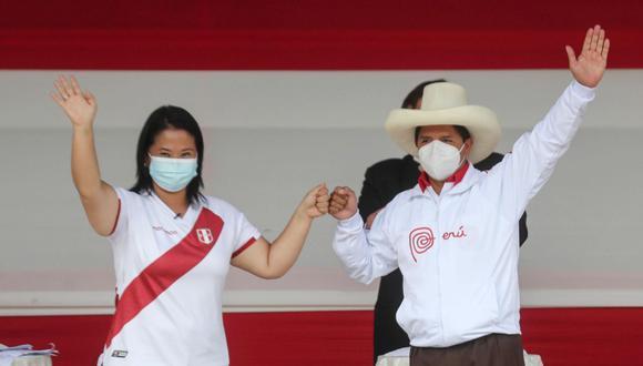 La ONPE publicó la última actualización del conteo de votos de todos los peruanos que sufragaron el 6 de junio.