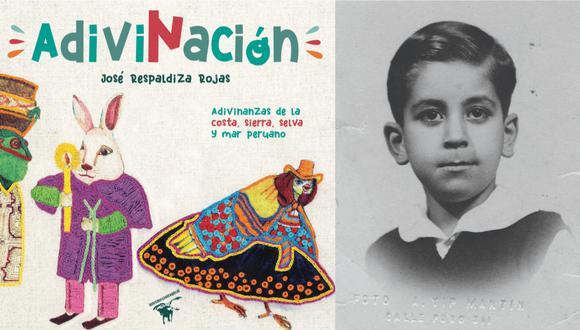 """El escritor José Respaldiza Rojas ha publicado """"Adivinación"""", un libro de adivinanzas para conocer, amar y disfrutar de las regiones del Perú."""