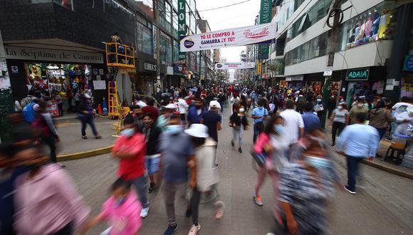 En cada uno de estos niveles de riesgo de contagio, existen restricciones que los ciudadanos y autoridades deberán cumplir (Foto: GEC/Hugo Curotto)