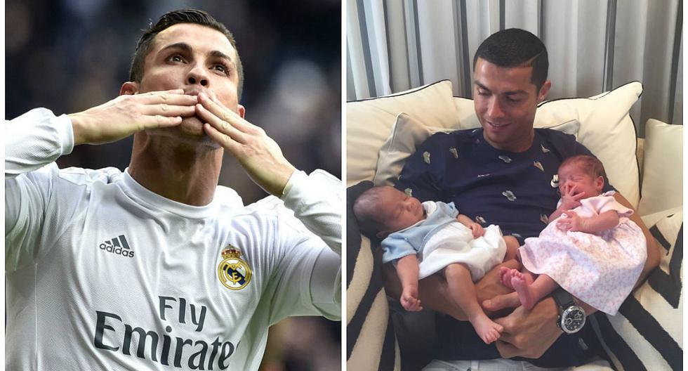 Cristiano Ronaldo Mateo Ronaldo