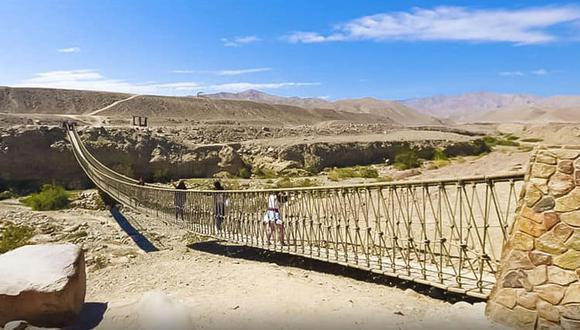 El complejo arqueológico de Miculla ofrece petroglifos a los visitantes. (Foto: Difusión)