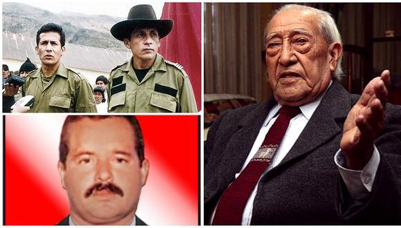 Isaac Humala: primer capitán Carlos de Madre Mía fue Juan Valer