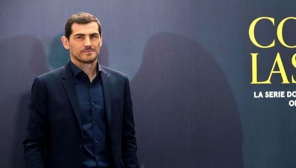 Iker Casillas desea regresar a Real Madrid. (Foto: EFE)