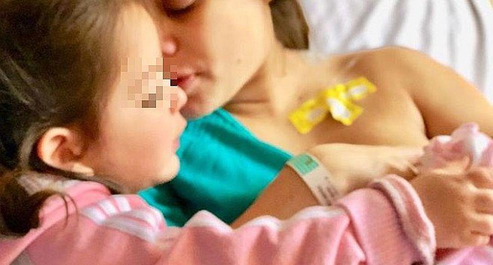Andrea San Martín le dedica un emotivo mensaje a sus hijas (FOTO)