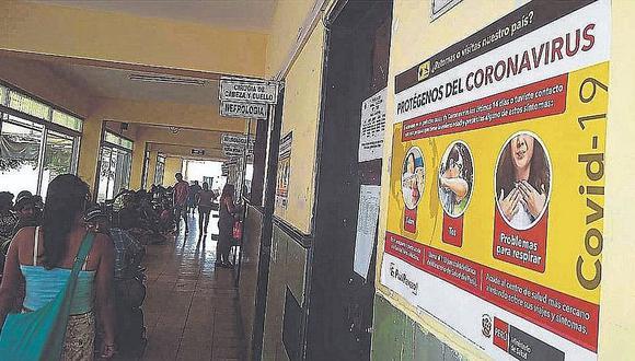 A 11 casos se elevan los casos de coronavirus en Áncash