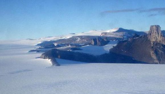 Afirman que hay diamantes en las entrañas de la Antártida
