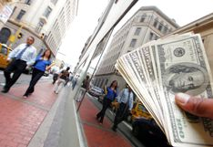 Tipo de cambio termina sesión a la baja influenciado por periodo de pago de impuestos