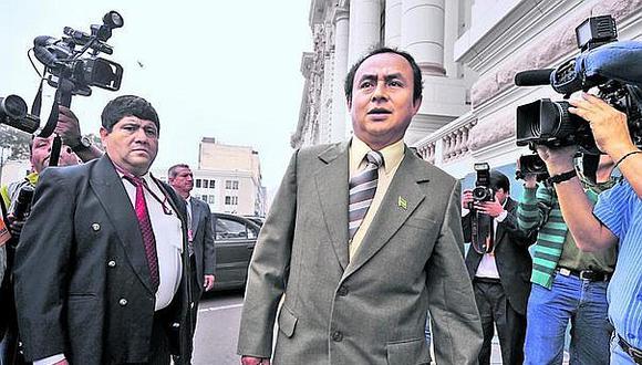 Gregorio Santos insta a población a votar en contra de Keiko Fujimori