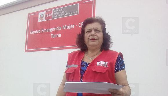 Reportan 64 denuncias por violación sexual en el CEM Tacna