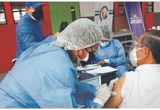 Chimbote: Retoman vacunación en mayores de 70 años