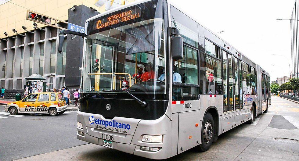 Operadores del Metropolitano no devolvieron más de S/ 287 millones por excedente en cobro de pasajes (VIDEO)