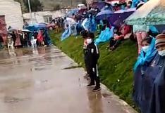 Contagio masivo por festividades y reuniones en Huancavelica