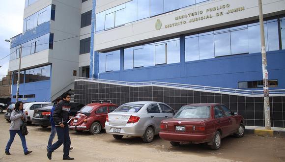 Fiscal de lavado de activos inspecciona hotel de presidente de la Corte