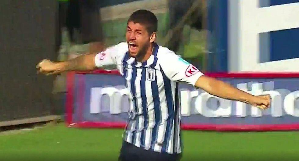 Alianza Lima campeón: Goles de Gabriel Leyes desataron la fiesta en Matute (VIDEO)