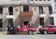Combaten delincuencia con 50 serenos y 5 vehículos en Paucarpata
