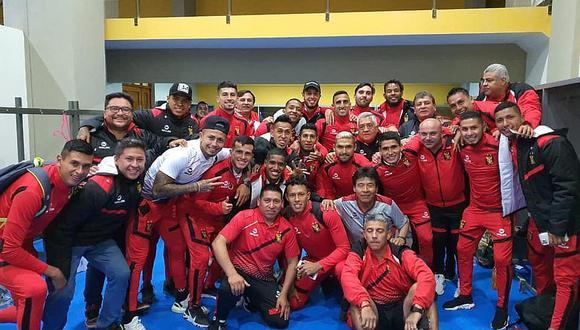 FBC Melgar enfrentará a Cusco FC en la primera fecha de la Fase 2