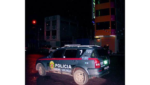 Banda de asaltantes ataca hostal y se llevan bienes y dinero en Juliaca