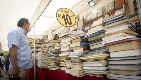 """Fondo de Cultura Económica (FCE), Embajada de México  y Municipalidad de Lima organizan la cuarta edición de la """"Feria Itinerante del libro"""" para promover la lectura en estos tiempos de pandemia."""