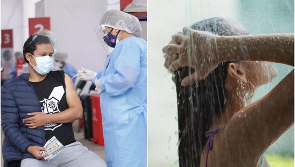 Dudas respecto a la vacunación fueron despejadas por médico coordinadora.