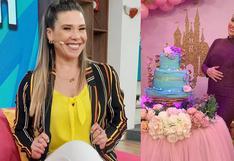 """Thaís Casalino cantó en vivo """"Por qué te fuiste"""" disfrazada de Maricarmen Marín con atrevido traje (VIDEO)"""