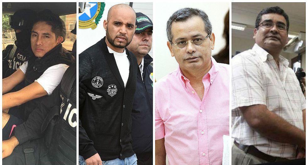 SIS: 'Caracol', Oropeza, Orellana y Álvarez también estaban afiliados (VIDEO)