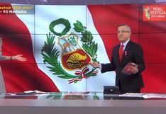 Pedro Tenorio cambia de nombre a su colega Lorena Álvarez y le llaman la atención (VIDEO)