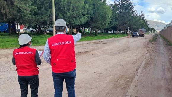 Cusco: La obra, valorizada en cerca de 316 millones de soles, está a cargo del Proyecto Especial Regional Plan Copesco, (Foto: Contraloría)