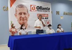 Ollanta Humala minimiza construcción de un parque como conmemoración del Bicentenario de Ayacucho