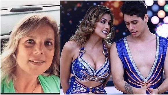 Milett Figueroa: madre de Patricio Quiñones emite mensaje tras ver a su hijo llorando (FOTO)