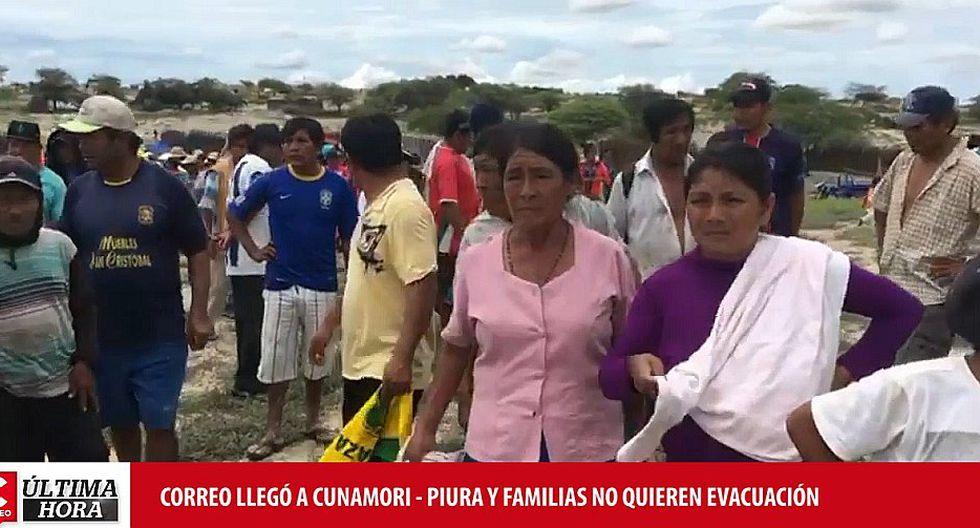 Piura: 500 familias que lo perdieron todo por inundaciones viven en medio del desierto (VIDEO)