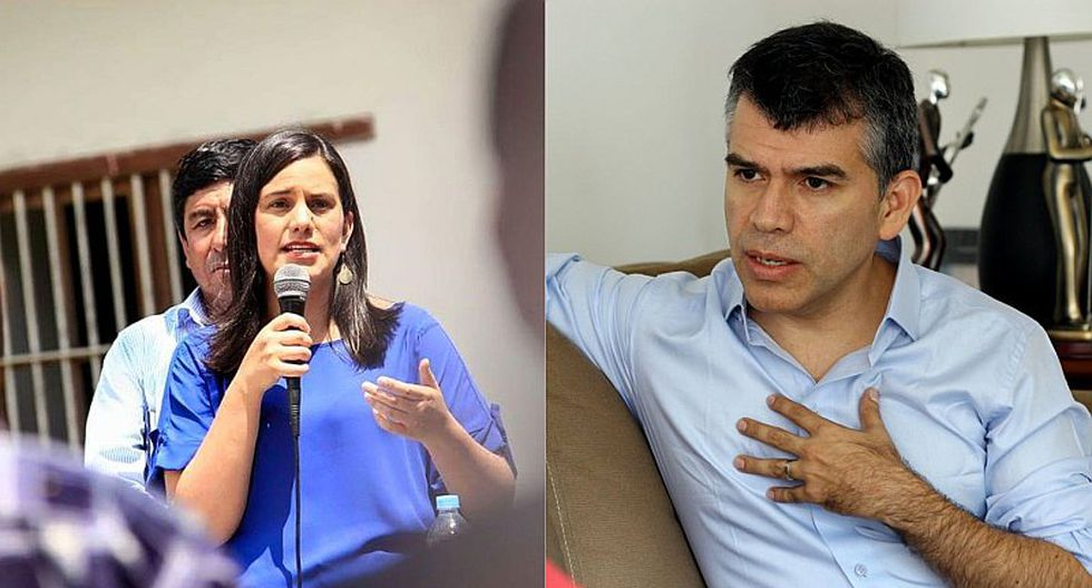 Verónika Mendoza y Julio Guzmán se pronuncian ante proyectos de ley que los dejarían fuera de carrera electoral (VIDEO)