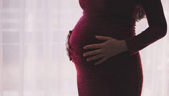 No hay evidencia de que un eclipse interfiera en el embarazo. (Pixabay)