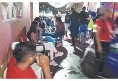 Chimbote: Intervienen diversas fiestas COVID-19