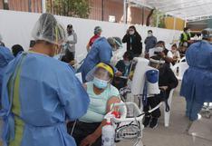 Minsa incumple con contratar a 120 brigadas para la vacunación en Arequipa