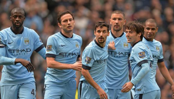 Premier League: Manchester City venció 2-0 al West Ham
