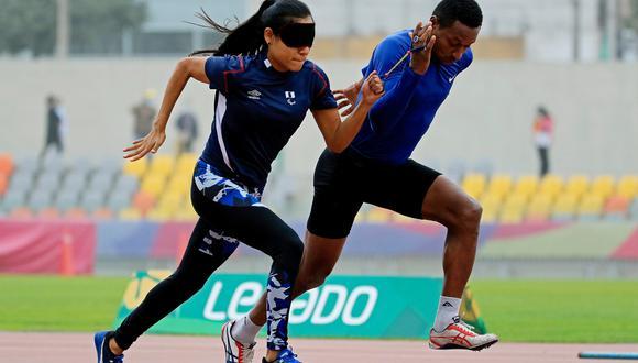 Melissa Baldera fue parte de la delegación peruana en los Paralímpicos.