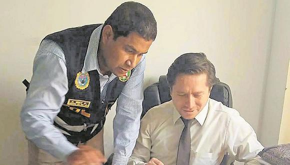 Dictan prisión preventiva contra servidor de Sunat