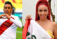 """Christian Cueva le envía carta notarial a Deysi Araujo  decir que la invitó a Brasil """"con todo pagado"""""""