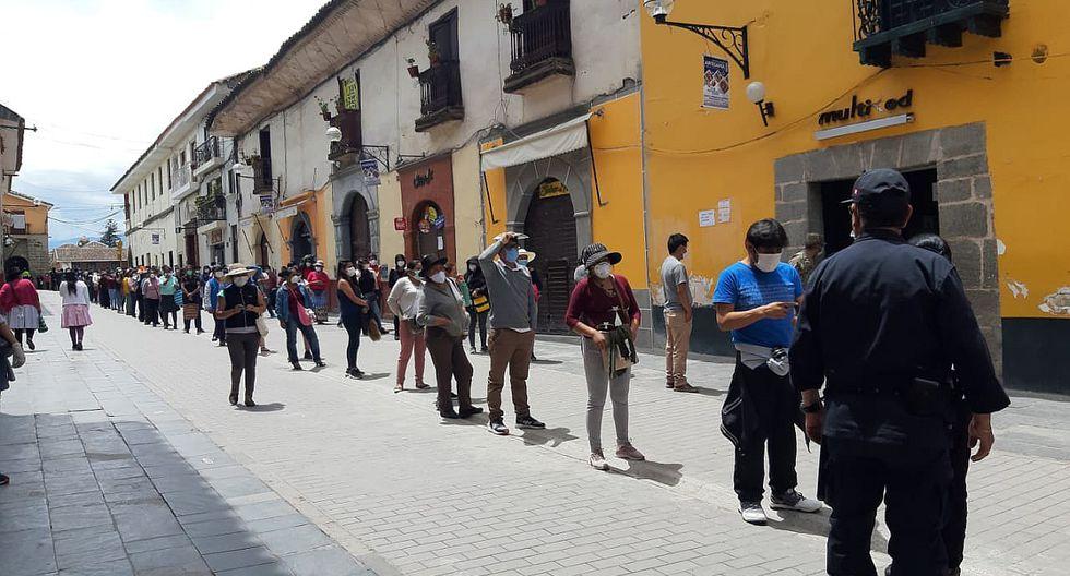 Descontrol en calles pese a restricciones