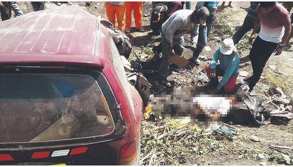 Madre de familia muere tras caer de una moto lineal