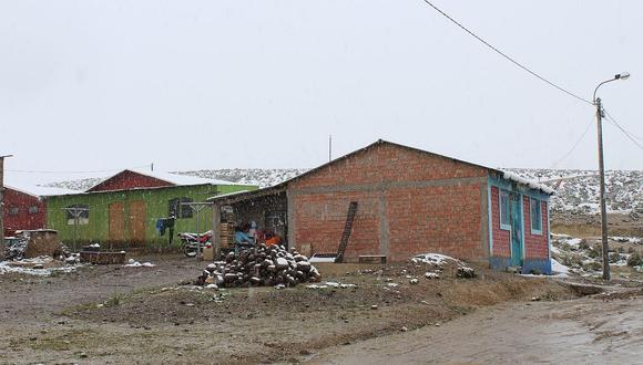 Advierten temporal de nieve en Puno y departamentos del sur