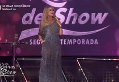 """Gisela Valcárcel: Alguien señaló que yo era un """"cadáver"""" televisivo y dije """"vas a ver quién es esta muerta"""""""