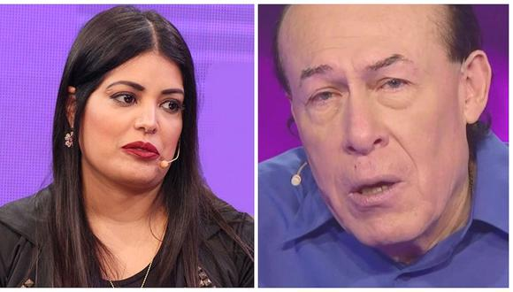 Fiscalía admitió denuncia de Clara Seminara contra 'Yuca' por tocamientos indebidos
