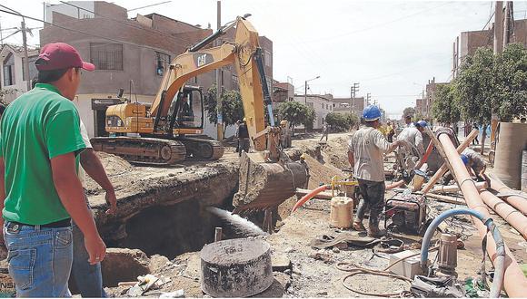 Nueva organización criminal toma el control de las obras de construcción civil en JLO