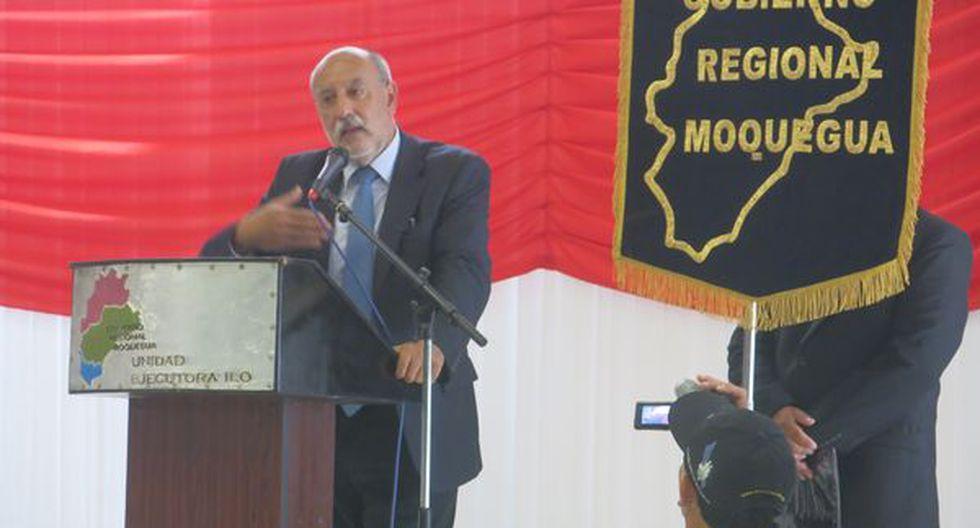 Ministro Mayorga ratifica que se implementarán dos petroquímicas