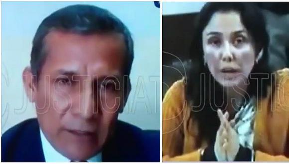 """Ollanta Humala y Nadine Heredia acusan a Fiscalía de actuar bajo """"presión mediática y política"""" (VIDEO)"""