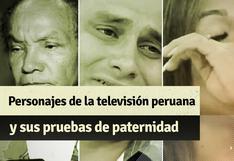'Dayanita' y otros personajes que pasaron por una prueba de ADN para confirmar su paternidad