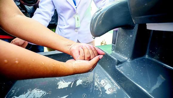 Junín: Enfermedades diarreicas se reducen por lavado de manos